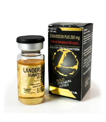 Durateston Plus Gold Sostenon 10ml de 250mg Landerlan