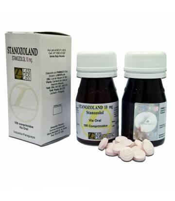 Stano Depot 10mg 100 tabs Landerlan Winstrol