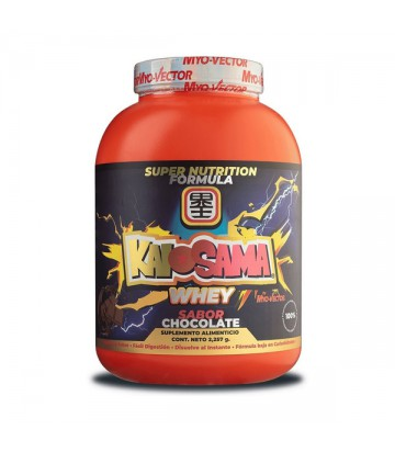 Myo Kaiosama Whey 5lbs Proteina Dragon Ball