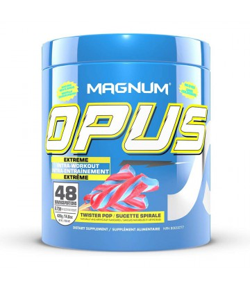 Opus Xtreme Intra Workout 48 serv Magnum