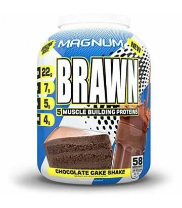 Brawn Protein 5lbs Magnum