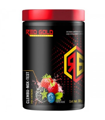 Clembu Nox Test 30 Serv Red Gold