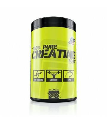 100% Pure Creatina 5000 1 kg de Vitaxtrong