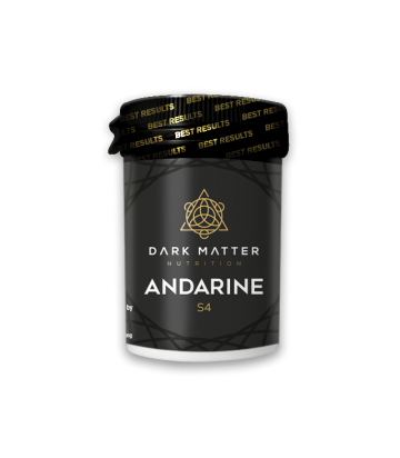 Andarine S4 Dark Matter Acetamidoxolutamide SARM
