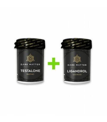 Ciclo Volumen Sarms Ligandrol + Testolone