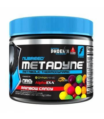 Metadyne 40 servicios Nubreed Quemador