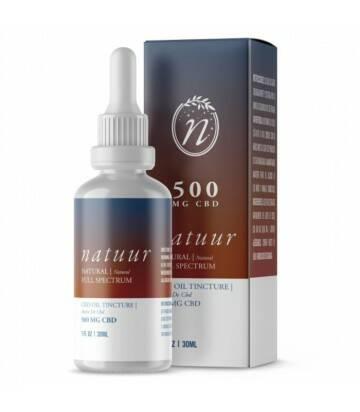 Natuur Full Spectrum Aceite De Cbd 500 Mg 30ml Natural