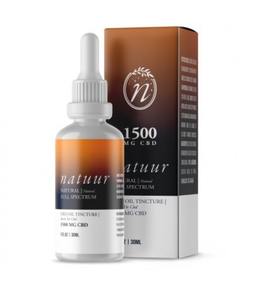 Natuur Full Spectrum Aceite De Cbd 1500 Mg 30ml Natural