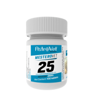 MesteroVet (Proviron) 25Mg Tabletas ASTROVET ADVANCE