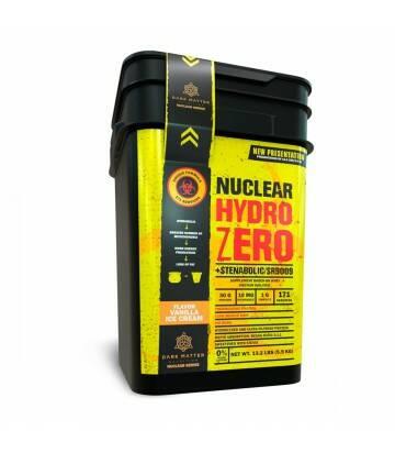 Nuclear Hydro Zero 12lbs con Stenabolic