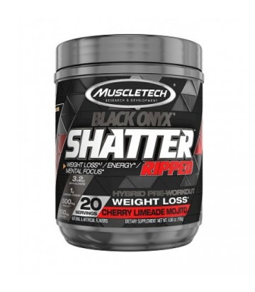 Shatter Ripped Muscletech 20 Servicios