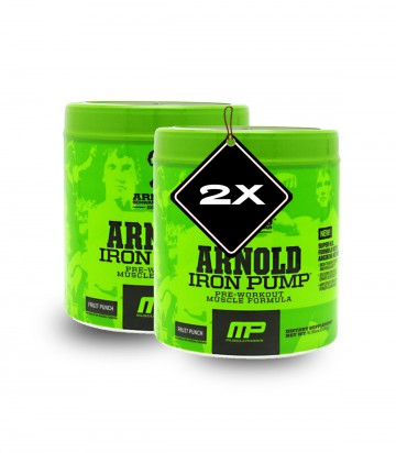 2 Pack Iron Pump