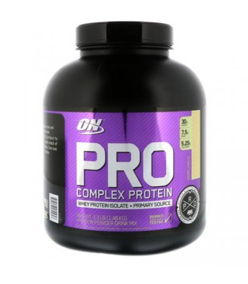 Pro Complex Protein de On 3 3 Lbs