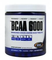 Bcaa 6000 Aminoácidos Gaspari Nutrition