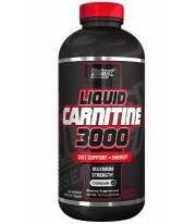 Liquid Carnitine 3000 de Nutrex