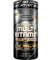 Platinum Multivitamin 90 caps Muscletech Multivitaminico