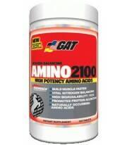 Amino 2100 325 Tabs Aminoácidos GAT