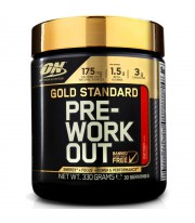 Pre workout gold standar de on