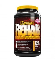 Mutant Rehab post entrenamiento