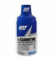 L Carnitina Liquida Essentials De Gat 32 Servs