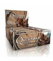 Barras de Proteina Quest 12 barras