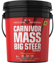 Carnivor Mass Big Steer de Musclemeds 15 lbs