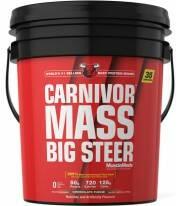 Carnivor Mass Big Steer de Musclemeds 15 lbs