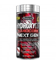 Hydroxycut Hardcore Next Gen de Muscletech 100 caps