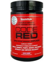 Code Red 300 Grams Oxido nitrico muscle meds