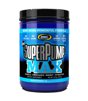 SUPER PUMP MAX GASPARI NUTRITION