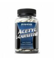Acetyl L Carnitina Dymatize