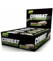 Barras de proteina Combat crunch