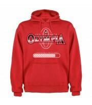 Sudadera Roja de Mr Olympia Talla L