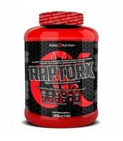 Raptor X proteina 100% de carne Alpha Nutrition