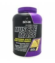 Muscle Mass de Cutler 5 Libras