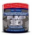 Pump 3d Alpha Nutrition pre entrenamiento