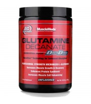 Glutamina Decanate 300gr Musclemeds