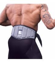 Faja Cinturon Anatómico para Pesas Gris S de Neosports