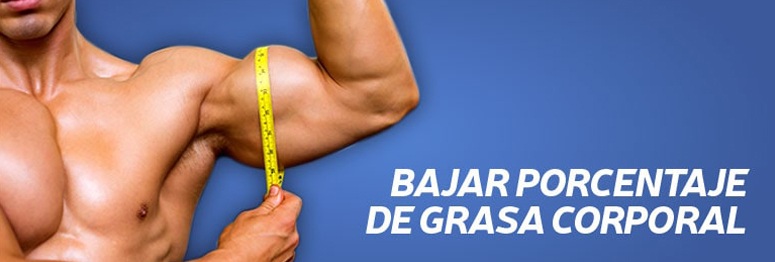 Reduce tus niveles de grasa