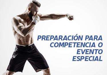 Preparación para competencias