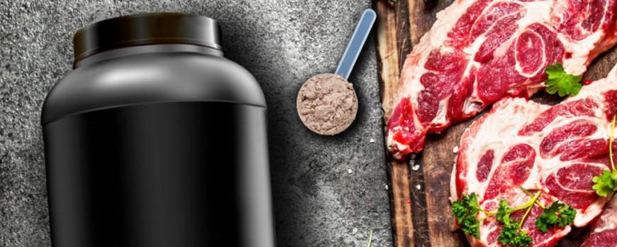 Proteína de Carne ¿Buena Alternativa?