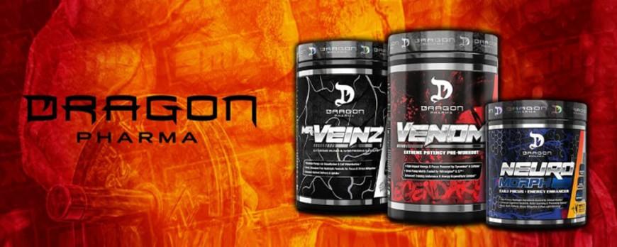 Dragon Pharma: Venom, Veinz y Neuromorph ¿Cuál Es Mejor?